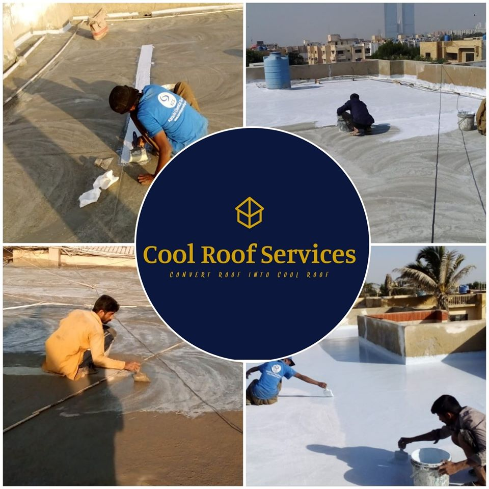 Sheet Roof Waterproofing